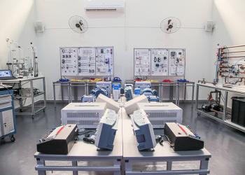 Laboratório adaptado representa investimento de R$ 500 mil, em média, por polo.